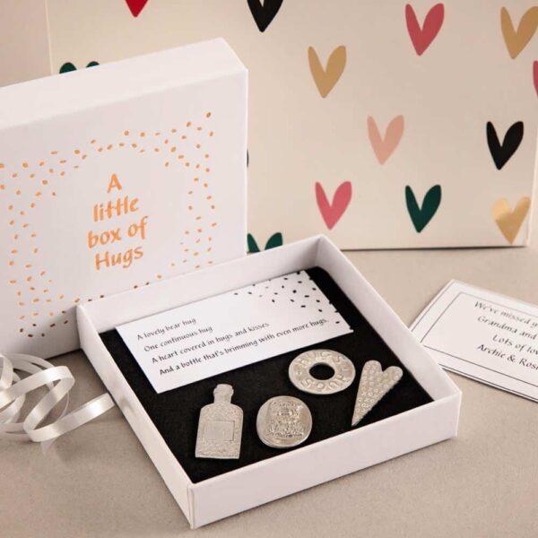 A Little Box Of Hugs by Compton & Clarke