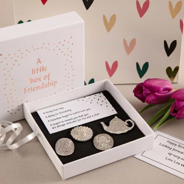 A Little Box Of Friendship by Compton & Clarke