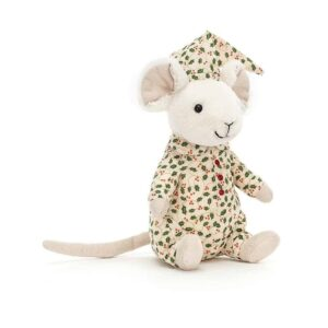 Bedtime Merry Mouse by Jellycat