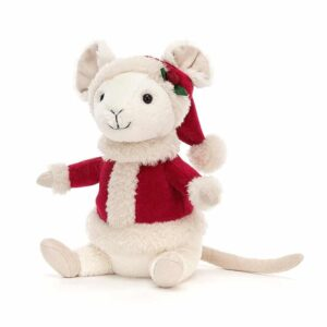 Merry Mouse by Jellycat